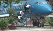 Video: Màn diễn tập cứu con tin trên máy bay của Học viện Cảnh sát