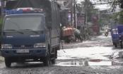 TP HCM: Dân kêu trời vì đường xuống cấp nghiêm trọng