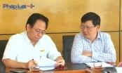 Tổng Cục Thi hành án dân sự làm việc với lãnh đạo báo Pháp luật Việt Nam