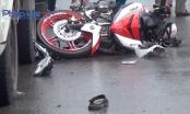 Bình Dương: Xe máy tông đuôi ô tô, 2 người thương vong
