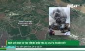 Vụ cháy ở Hoài Đức: Tạm giữ thợ hàn xì