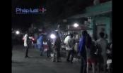 Bình Dương: Ki ốt bốc cháy trong đêm, 1 người tử vong, 3 người bị bỏng nặng