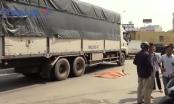 Bình Dương: Va chạm với xe tải, 2 người thương vong