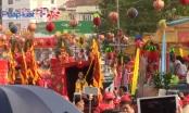 Bình Dương: Hàng ngàn người nhộn nhịp dự hội chùa Bà cầu an