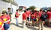 Clip: Cổ động viên Việt Nam đến sân tiếp lửa ở trận đấu với Nhật Bản