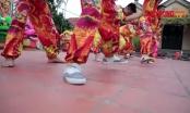 Tiết lộ chuyện phía sau màn múa lân điêu luyện mùa Trung Thu