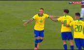 Xem lại clip trận thắng 12 năm chời đợi của Brazil: 3-1, Peru hơn người nhưng vẫn đại bại