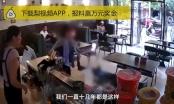 [Clip]: Cô gái bị đánh bầm dập trong quán trà sữa vì... va nhẹ vào chị đại