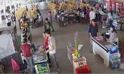 Clip - Người đàn ông thẳng tay tát nhân viên siêu thị khi con trai không mua đồ