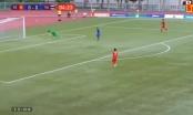 [Clip]: 2 tình huống sai lầm nghiêm trọng của Văn Toản khiến U22 Việt Nam bị dẫn trước trong hiệp 1