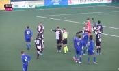 Clip: 3 cầu thủ bị nhận thẻ đỏ trong vòng 1 phút