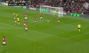 [Clip]: Sai lầm sơ đẳng của thủ môn De Gea khiến M.U thua thảm hại