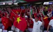 Clip: Xem lại những khoảnh khắc đáng nhớ của bóng đá Việt Nam năm 2019