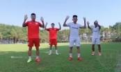 [Clip]: Hồng Duy và các cầu thủ HAGL nhảy 'vũ điệu rửa tay' Ghen Cô Vy khiến dân mạng thích thú