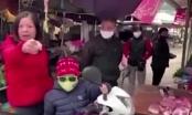 Phẫn nộ với Clip người phụ nữ không đeo khẩu trang, thách đố lực lượng chức năng ở Cao Bằng