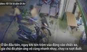 Video: Pha bỏ chạy thục mạng của tên trộm xe máy khi bị gia chủ rượt đuổi cực gắt