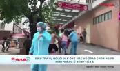 Hà Nội: Điều tra vụ người đàn ông mặc áo Grab chém người kinh hoàng ở Bệnh viện E