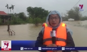 Thừa Thiên - Huế vừa khắc phục hậu quả mưa lũ vừa chống bão
