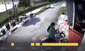[Clip]: Ô tô lao như hoả tiễn tông văng người phụ nữ đi xe máy