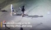 Video: Kinh hoàng cảnh nhóm thanh niên mang hung khí dài cả mét hỗn chiến náo loạn đường phố
