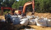 Vụ chôn chất thải Formosa: Hoàn thành di dời hàng trăm tấn chất thải trong vườn nhà Giám đốc