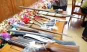 Bắt giữ sới bạc khủng có vũ khí tại Hà Tĩnh