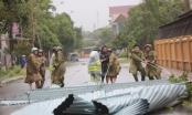 Kỳ 2: Những khoảnh khắc thót tim trong siêu bão Doksuri