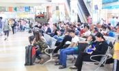 TP Hồ Chí Minh: Chật vật đi nghỉ lễ