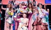 Ngọc Duyên đăng quang hoa hậu Nữ hoàng Sắc đẹp Toàn cầu 2016
