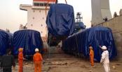Cận cảnh đoàn tàu đường sắt Cát Linh - Hà Đông đã về Việt Nam