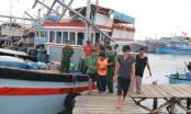 28 ngư dân được cứu khi bị chìm tàu ở Trường Sa
