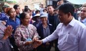 Ông Nguyễn Đức Chung cam kết xử lý dứt điểm kiến nghị của dân Đồng Tâm