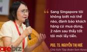 Sơn Kova: Doanh nghiệp sơn Việt đã đánh bại các đối thủ top đầu Singapore