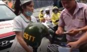 CSTT kiên quyết xử lý xe cấp cứu của Bệnh viện Đông Đô chở bệnh nhân