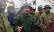 Bão số 12: Phó Thủ tướng Trịnh Đình Dũng chỉ huy ứng phó bão