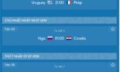 Đã xác định 8 đội bóng tiến vào Tứ kết World Cup 2018