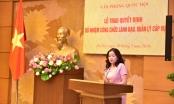 Báo Đại biểu nhân dân có tân Phó tổng Biên tập - Phạm Thị Thanh Huyền