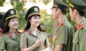 Các thủ khoa Học viện An ninh năm 2018 đều là thí sinh Hòa Bình và Lạng Sơn