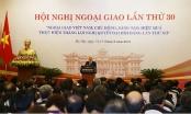 Tổng Bí thư Nguyễn Phú Trọng: Nhà ngoại giao không được để vướng vào tham nhũng, tiêu cực
