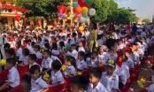 Gần 23 triệu học sinh cả nước hân hoan đón năm học mới