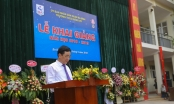 Thầy và trò trường THCS Giảng Võ tưng bừng tổ chức lễ khai giảng năm học mới