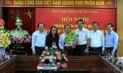 Ông Lê Văn Lân nhận nhiệm vụ Phó trưởng Ban Nội chính Trung ương