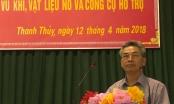 Bắt tạm giam Phó Chủ tịch UBND huyện Thanh Thủy về tội tham ô tài sản