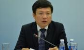 Ông Hồ Sỹ Hùng giữ chức vụ Phó Chủ tịch UB quản lý vốn nhà nước tại doanh nghiệp