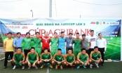 FC Báo NNVN vô địch giải bóng đá Agricup 2018 tranh cúp Agribank