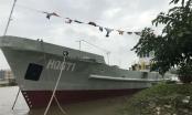 Tàu HQ-671 thành Bảo vật quốc gia