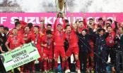 Vô địch AFF Cup, tuyển Việt Nam được nhận bao nhiêu tiền thưởng?