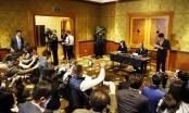 Triều Tiên họp báo giữa đêm, khẳng định đề nghị dỡ bỏ 5/11 lệnh trừng phạt