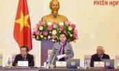 Phiên họp thứ 32 của Ủy ban Thường vụ Quốc hội khóa XIV họp bàn về những nội dung quan trọng nào?