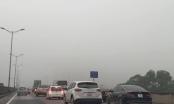 Thủ đô Hà Nội hôm nay chìm trong biển sương mù